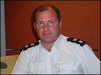 Chief Superintendent Geraint Annwyl