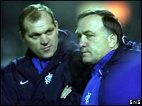 Jan Wouters and Dick Advocaat will team up again