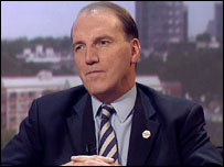 Simon Hughes, MP