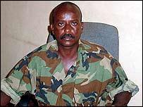 Police Commissioner Abdirizak Mohamed Afgudud