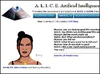 Alicebot website