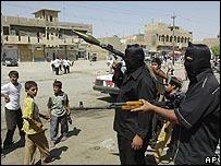 Sadr City scene