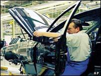 DaimlerChrysler worker
