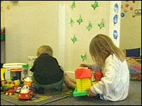 Children at play - generic