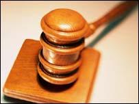 Judge's gavel, Eyewire