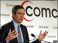 Comcast chief executive Brian Roberts