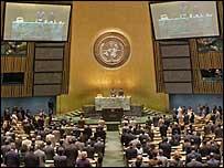 Asamblea General de la ONU (gentileza: ONU)