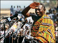 President Kufour