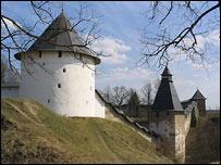 Печорский замок