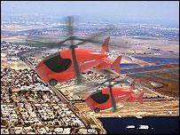 Concept skycar, Boeing