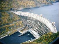 Саяно-Шушенская ГЭС (фото с сайта станции)Саяно-Шушенская ГЭС (фото с сайта станции)