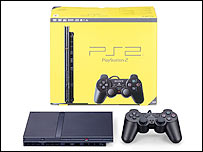 Redesigned PlayStation 2