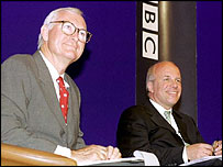 John Birt and Greg Dyke