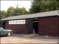 Hawley Farm Shop