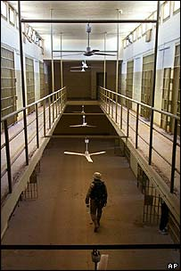 Abu Ghraib prison in a 2003 file photo