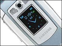 Samsung handset