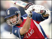 Vaughan did brilliantly with both bat and ball for England