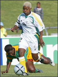South Africa captain Portia Modise