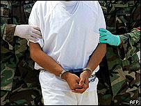 Guantanamo detainee