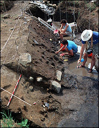 Excavation, Science