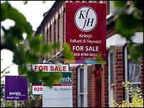 Casas a la venta en Londres.