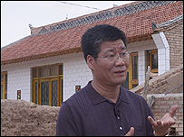 Ma Fu, the mayor of Guyuan