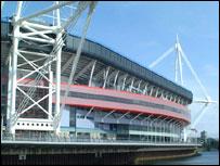 Wales' Millennium Stadium