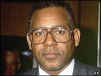 Trinidad and Tobago PM, Patrick Manning