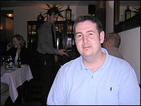 Budapest restaurant owner Lajos Tisza