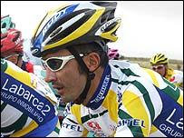 Colombian rider Felix Cardenas