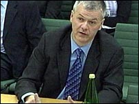 Ofsted chief David Bell