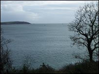 Fal Estuary - picture courtesy of Ken Cooper