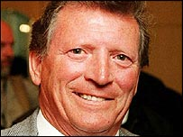 Johnny Briggs, who plays Mike Baldwin