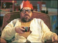 Ricky Tomlinson as Jim Royle in the Royle Family