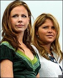 Bush twins