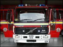 Fire engine, PA