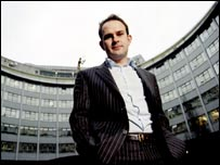 BBC Controller Stuart Murphy