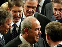 Allawi with members of US Congress