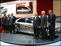 Toyota bosses