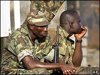 Nigerian soldiers - generic