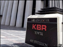 KBR HQ in Houston