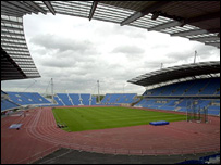 Manchester Commonwealth Games stadium