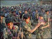 Maoist rebels