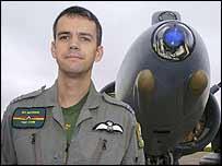 RAF Harrier GR7