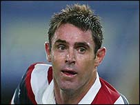 Brad Fittler of the Sydney Roosters
