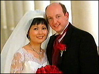 Emily and Ian Hardy
