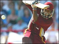 Chanderpaul set up the victory with a blazing 63