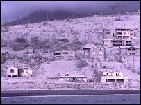 Soufri�re Hills Volcano (AP)
