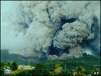 Soufriere Hills Volcano (AP)