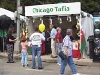 Stondin Chicago Tafia